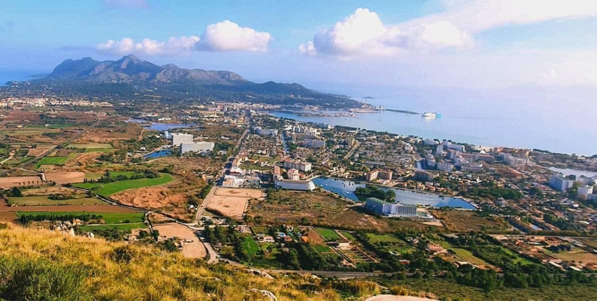 Nordul insulei Mallorca