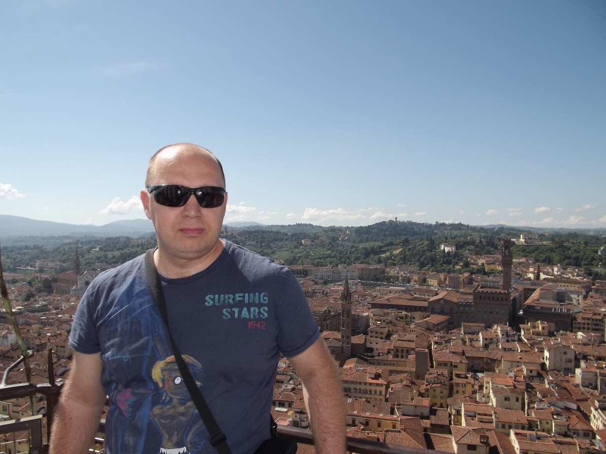 O vizită la Florența