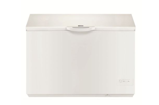 Lada frigorifica Zanussi ZFC41400WA