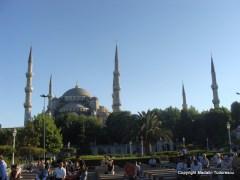 moscheea albastra Istanbul