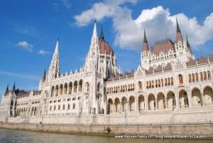 croaziera Budapesta Parlament