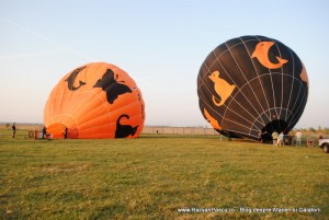 balon Orange