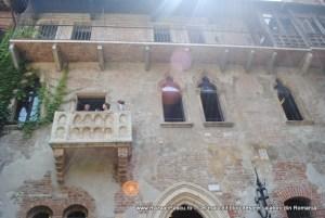 balconul julietei verona