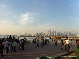 Intalnirea omului Qatar