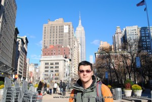 Razvan Pascu la New York