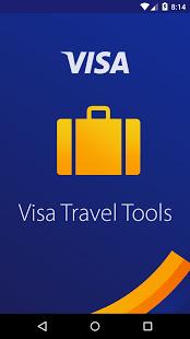 Visa Travel Tool