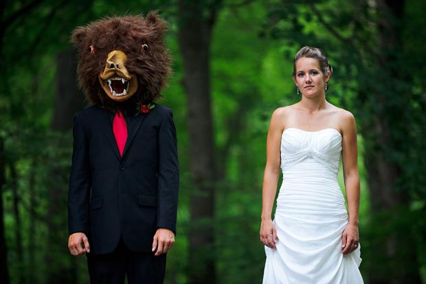 Cedar Rapids Wedding Patricia Alex Bedford New