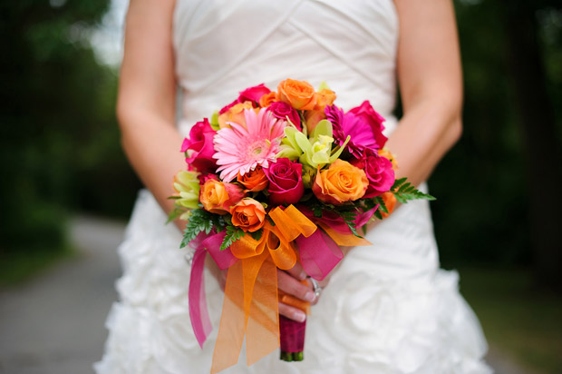 Bridal bouquet by Buds n Blossoms, Oelwein
