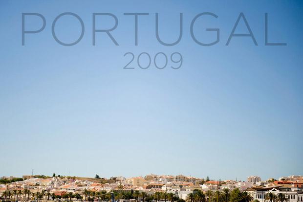 Portugal 2009 trip
