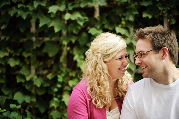 Navy Pier Chicago engagement session