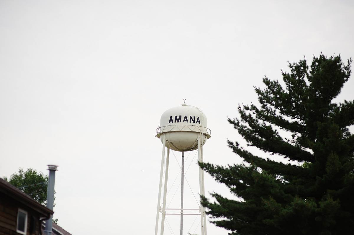 amana water tower