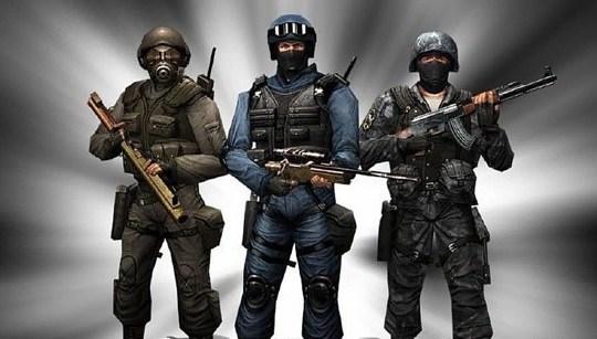 Play Counter Strike via Wi-Fi
