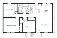 3 Bedroom Floor Plans - Monmouth County, Ocean County, New ...