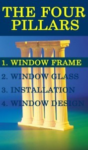 Four Pillars of a Great Replacement Window Experience