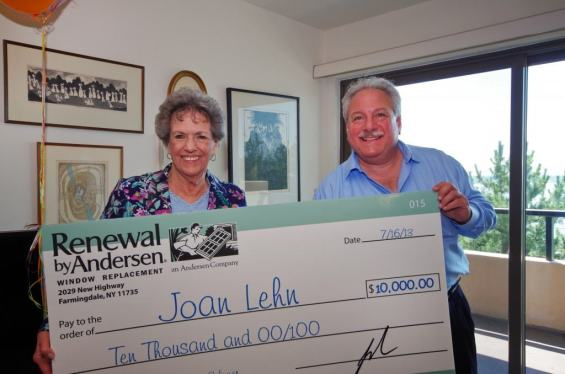 Renewal by Andersen of Long Island Gives Away $20k