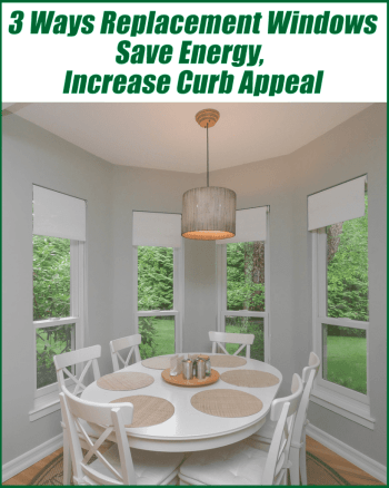 Long Island Replacement Windows Energy Savings Curb Appeal