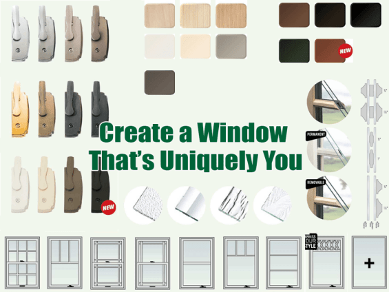 Long Island Replacement Window Options