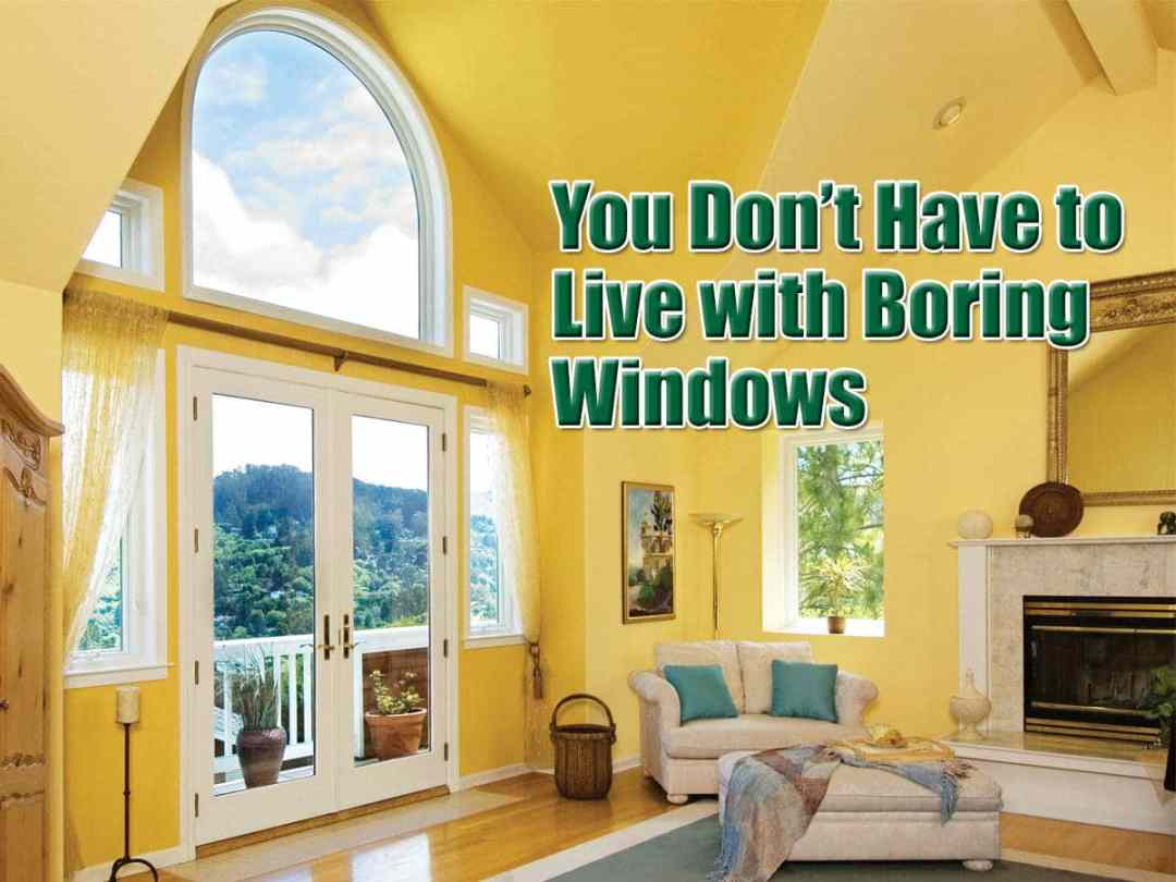 Long Island Replacement Windows Don't Have to be Boring