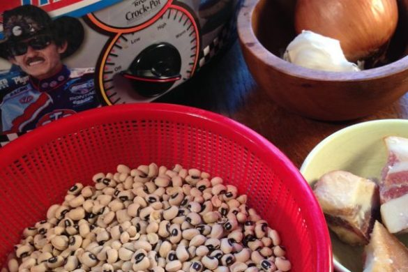 how to cook blackeyed peas