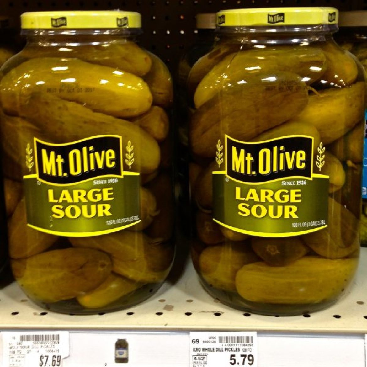holiday cheater pickles