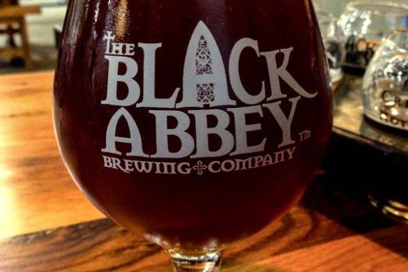 Black Abbey Glass