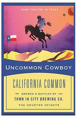 Uncommon Cowboy