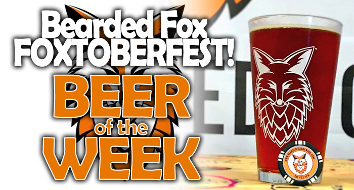 Bearded Fox Foxtoberfest