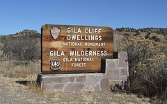Welcome to Gila! / Patricia Poulin / RumBum.com
