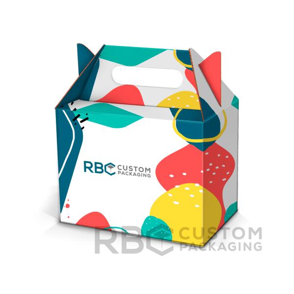 Custom Box Printing no Minimum