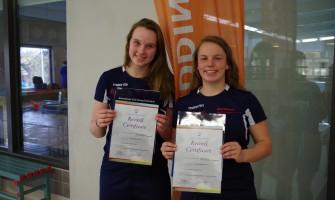 Wereldrecord Junioren Dames tijdens WK