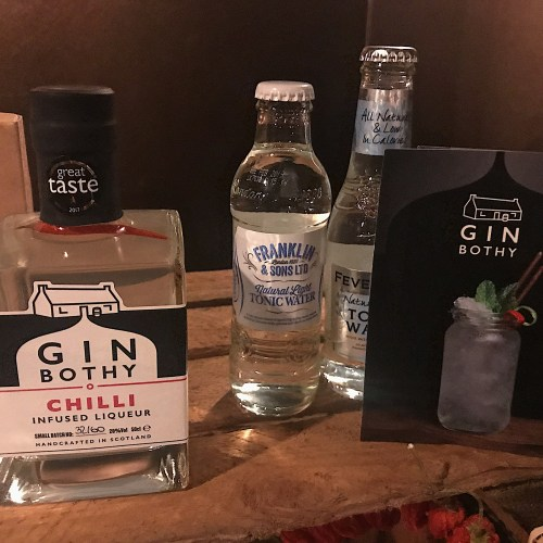 the gin bothy