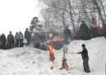 сжигаем Зиму