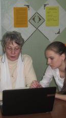 Ксения с ученицей Зинаидой Николаевной_result