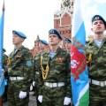 ВМФ и ВДВ — гордость вооруженных сил РФ