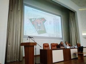 Строительство нового здания гимназии №3 обсудили на общественном Совете