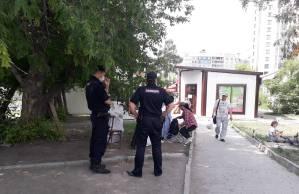 Новосибирцы 393 раза совершили противоправные действия в отношении полицейских в 2021 году