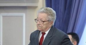 Скончался руководитель Новосибирского облисполкома Владимир Боков