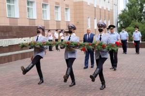 Министр ВД Колокольцев в Новосибирске встретился с губернатором Травниковым
