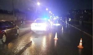 Сбивший насмерть пешехода водитель задержан в Новосибирске
