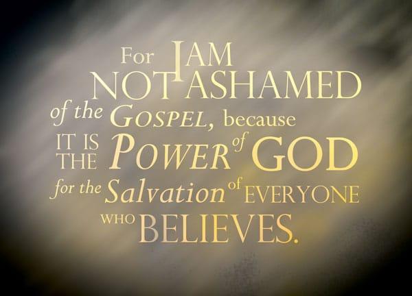 The Gospel > Unbelief