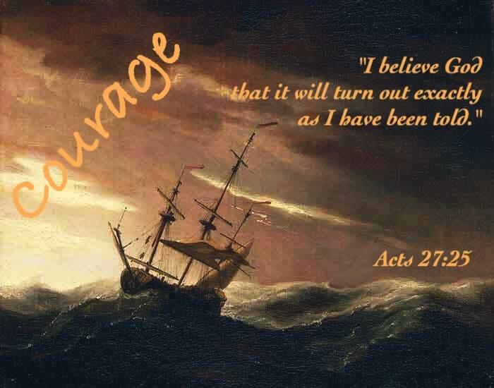 Living Life with Hopeful Faith or Despairing Fear