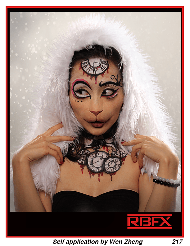 White Rabbit Makeup : white, rabbit, makeup, Zheng, White, Rabbit, Studio