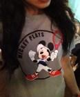 Mickey Plays
