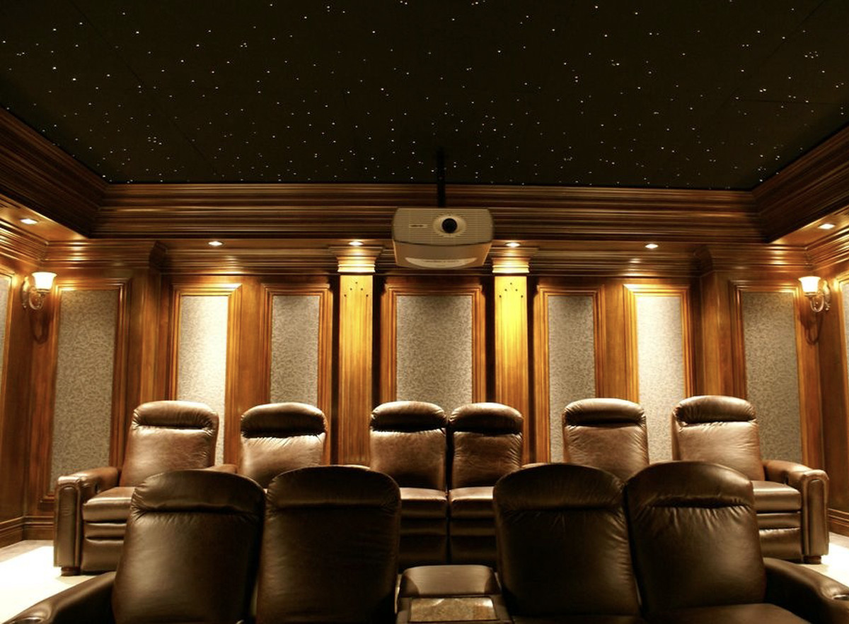 RBH Sound Installers Photo GalleryElegant Home Theater