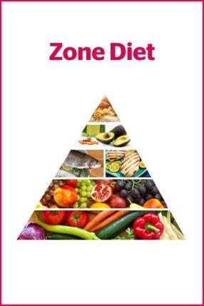 Zone Diet - top 5 diet plans