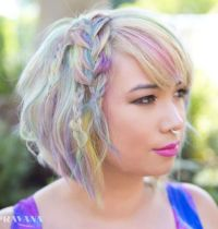 16 Cool Multi-Colored Hair Ideas - How to Get Multi Color ...
