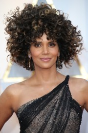easy curly hairstyles - short