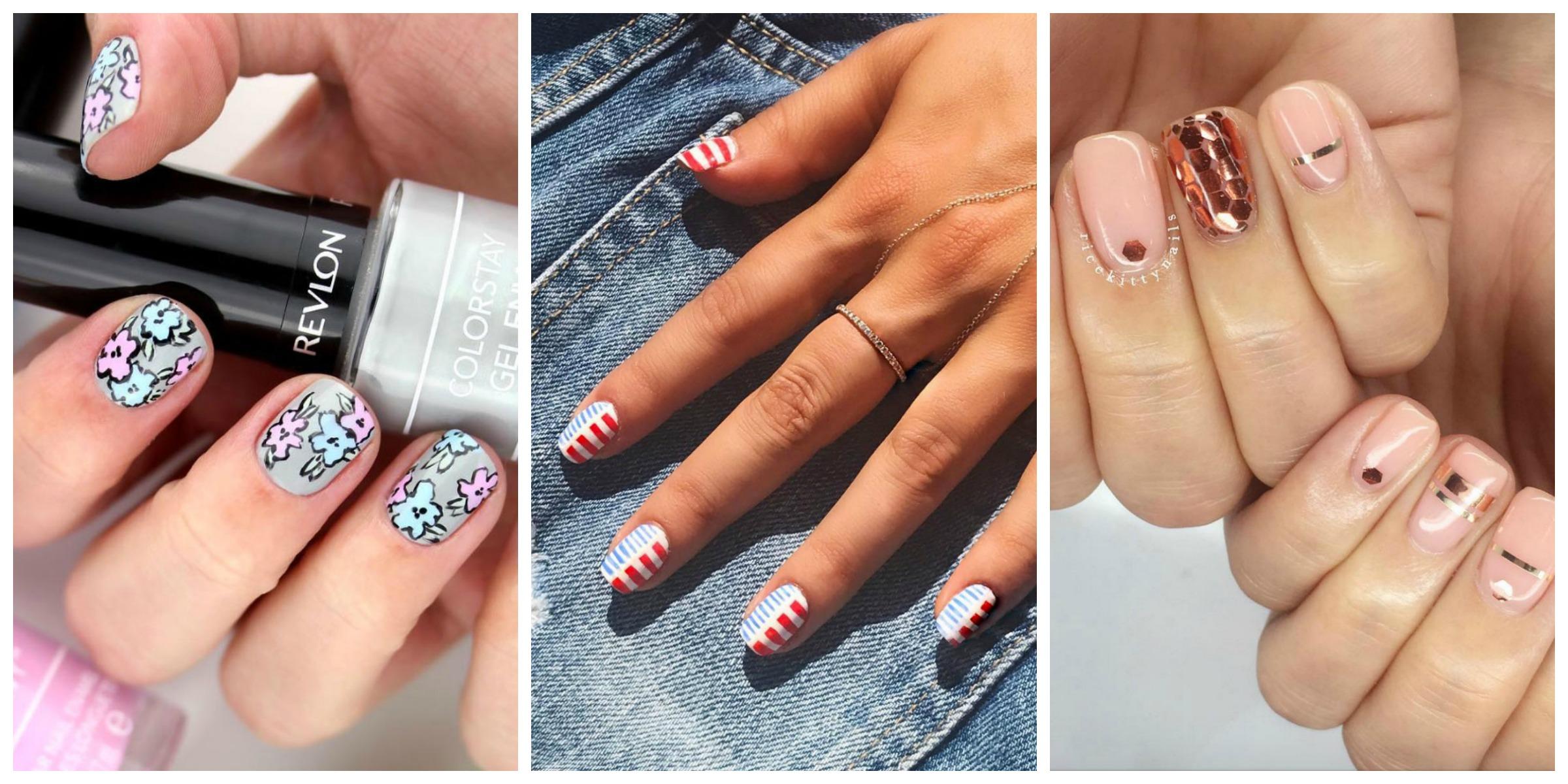20+ Cute Summer Nail Design Ideas