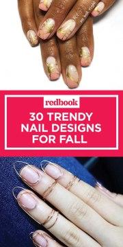 fall nail design 2017