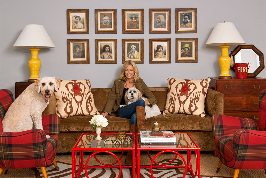 Lara Spencer Home Decorating Tips  Decorating On A Budget